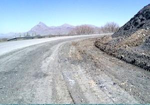 اصلاح73 تقاطع و پیچ خطرناک جادهای همدان