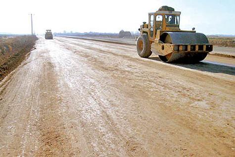 احداث ۱۱۷ کیلومتر راه برون شهری در استان مرکزی طی چهار سال اخیر