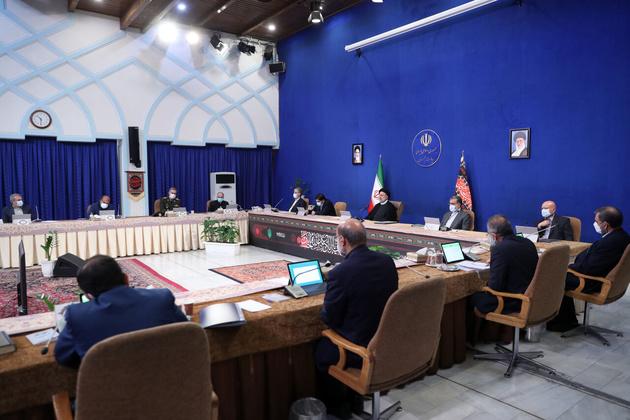 وزیران دولت سیزدهم «عهدنامه مدیران دولت مردمی» را امضا کردند