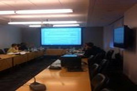 تصویر دیده نشده از اتاق مذاکرات ایران و ۱ + ۵