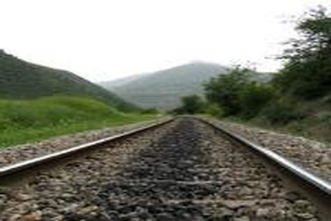 بازدید هیئتی از نهاد ریاست جمهوری از راه آهن گرگان - ترکمنستان