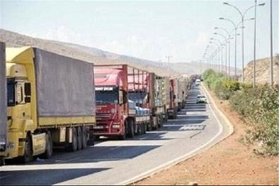 سهم کرمانشاه از کل صادرات کشور پنج درصد است