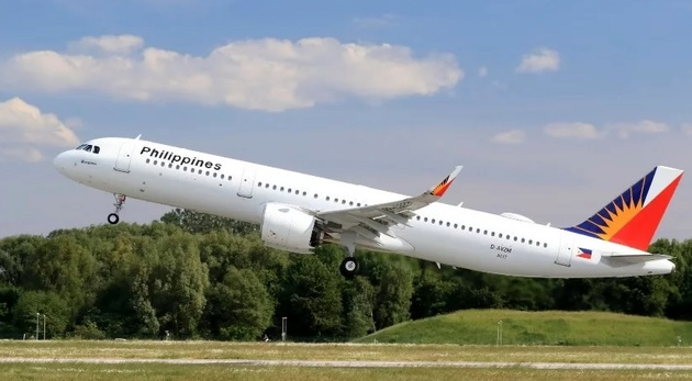 Philippine Airlines Takes Delivery of Its First A321neo Aircraft