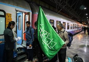ظرفیتهای جدید بلیت قطار اربعین از ۲۲ مهر اضافه میشود