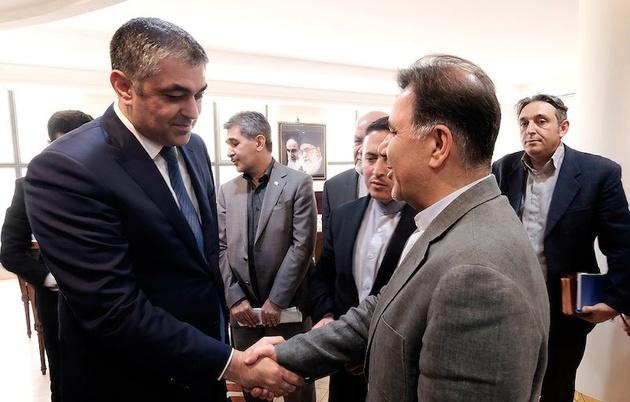 تردد ۱۴ هزار خودرو شخصی بین ایران و آذربایجان