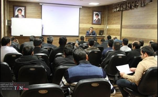 ۴۸ هزار و ۷۰۱ نفر ساعت دوره آموزشی در راهآهن شرق برگزار شد