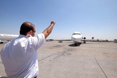 موقعیت پارک هواپیما در فرودگاه اصفهان به 23 استند رسید