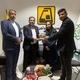 تندیس غرفه برتر به شرکت بهره برداری متروی تهران و حومه اهدا شد