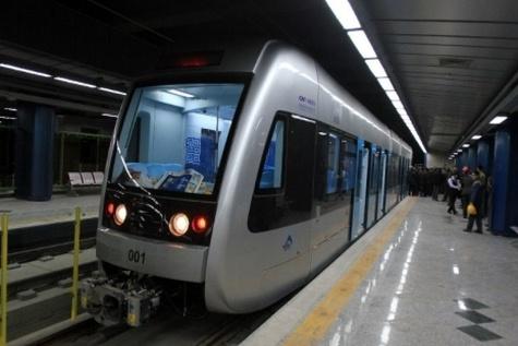 تکذیب هرگونه ریزش و عدم خدماترسانی در قطارشهری مشهد در پی زلزله