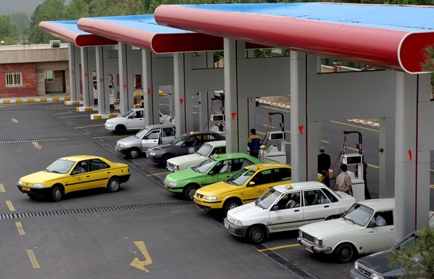 ظرفیت دوگانهسوز کردن خودروهای عمومی افزایش مییابد