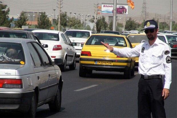 حجم قابل توجه تردد خودروهای ورودی به ایلام