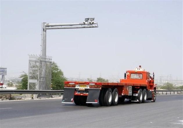 ۱۷ دوربین کنترل سرعت در جادههای گلستان نصب میشود