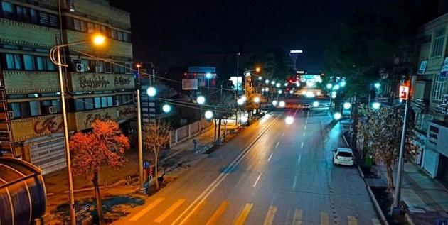 لغو ممنوعیت تردد شبانه در شبهای لیالی قدر