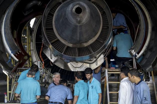 گردش مالی تعمیر و نگهداری هواپیما: سالانه 60 میلیارد دلار