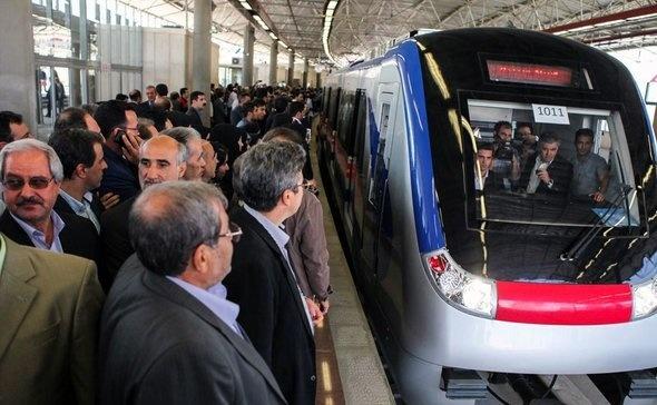 بررسی طرح توسعه شرقی خط 2 متروی تهران