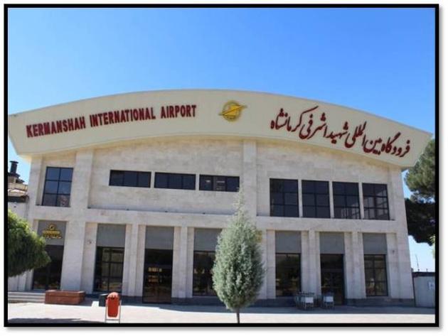 رشد محسوس پرواز و جابه جایی مسافر از فرودگاه کرمانشاه