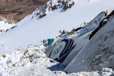 انتقال لاشه هواپیمای یاسوج طبق قوانین بینالمللی