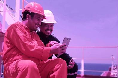 آثار مثبت استفاده از اینترنت بر فعالیت حرفه دریانوردی