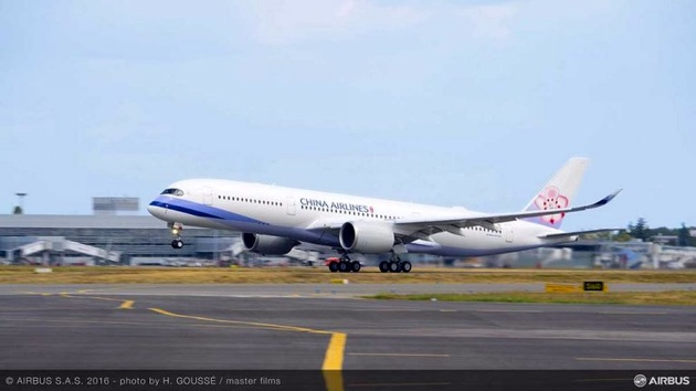 China Airlines Heads to London