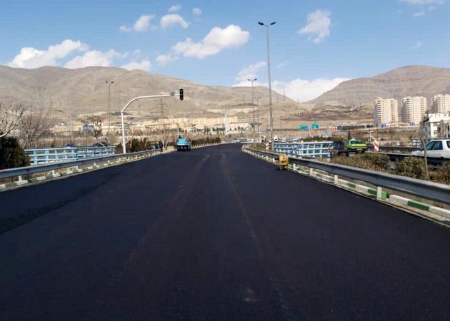 مشکل ترافیک ورودی تهران با افتتاح آزادراه همت برطرف میشود؟