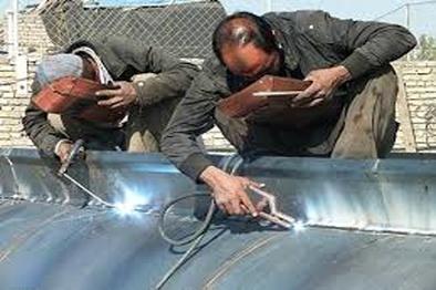 فیلم  تانکر سوختی که در اثر انفجار دو نیم شد