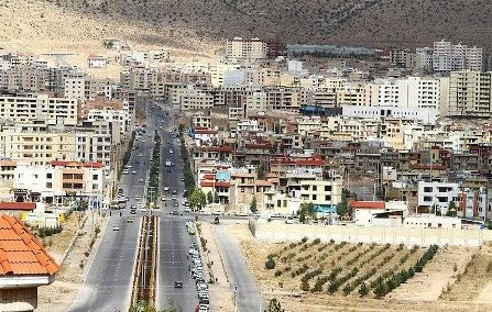 شهر صدرا سربار شیراز