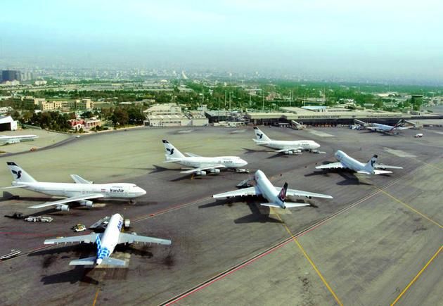 تیراندازی پلیس کرمانشاه در محدوده فرودگاه