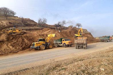 مناقصه احداث ۴۹ کیلومتر مسیر دوبانده در خراسان جنوبی