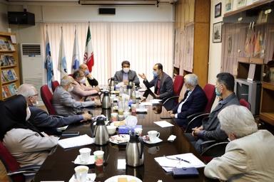نخستین نشست کارگروه کمیته حمل و نقل کمیسیون عمران برگزار شد