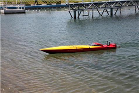 برگزاری مسابقه طراحی و ساخت شناورهای هوشمند
