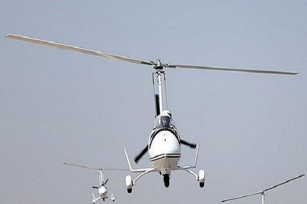 مدل پروازی هواپیمای سبک ۸ نفره ساخته می شود