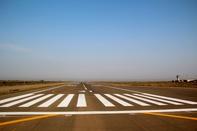 رنگ آمیزی سطوح پروازی فرودگاه گرگان