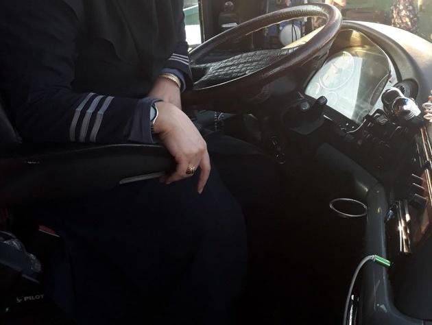 نبود استراحتگاه؛ مهمترین مشکل رانندگان زن