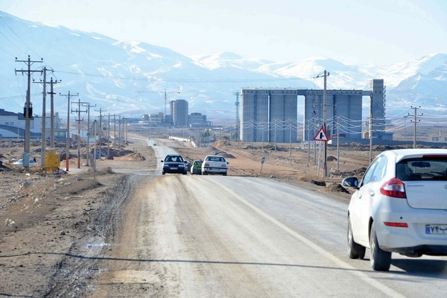 ساخت پروژه جاده ارکان دوباره آغاز شد