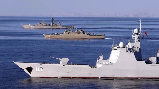 Iran, Russia set to begin joint Navy drills at Indian Ocean on Tuesday
