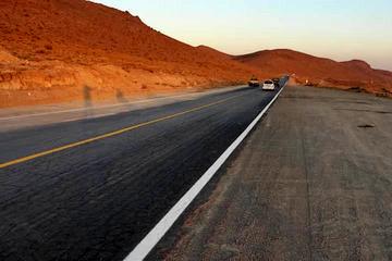 ۴۶ درصد کریدور شمال - جنوب در کردستان زیر بار ترافیک رفت