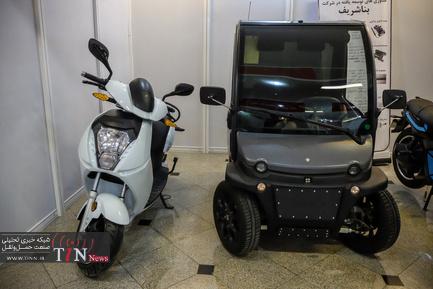 مراسم افتتاحیه اولین همایش خودروهای آینده