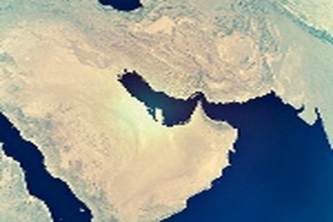 STS transfer involving Iranian Crude Oil in Arabian Gulf