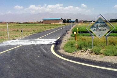 بیش از 950 کیلومتر از محورهای استان مرکزی خطکشی شد