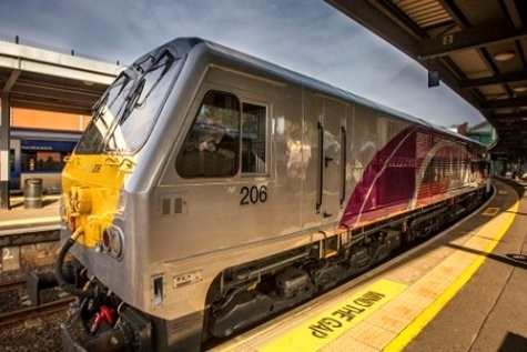 KBRS to revamp ScotRails Class - ۳۲۰ trains