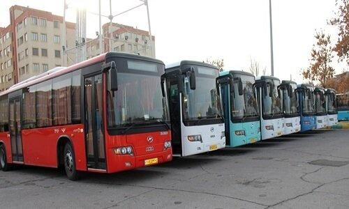 نیمی از ناوگان اتوبوسرانی تهران به سن بازنشستگی رسیده است