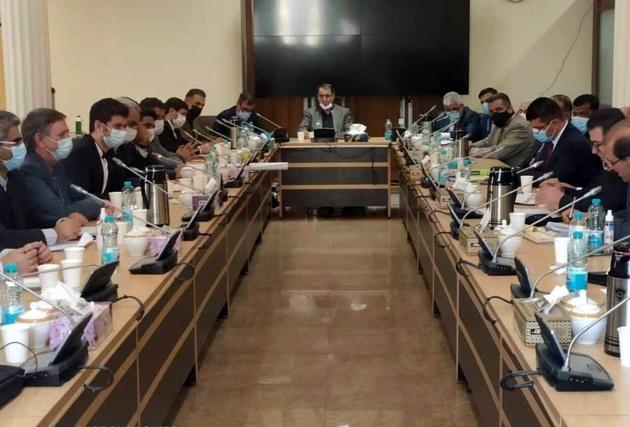 رایزنی ایران و عراق درباره لایروبی اروندرود و همکاریهای ریلی