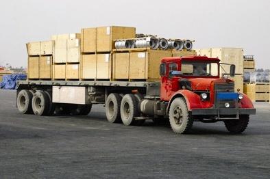 خودروی های فرسوده باربری کهگیلویه و بویراحمد تعویض می شود