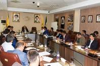 برگزاری همایش توجیهی - آموزشی مسئولین HSE  تراورس