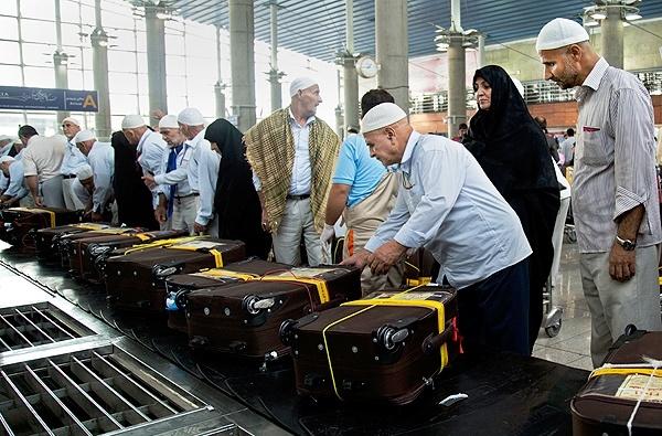 اعزام و پذیرش بیش از 170 هزار مسافر در پروازهای حج تمتع سال 97