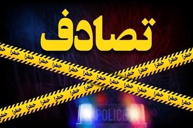 حادثه تصادف اتوبوس در البرز سه کشته و هشت مصدوم داشت