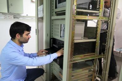 نصب سامانه جدید ضبط مکالمات هوانوردی در فرودگاه سهند