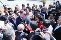 بازدید اسلامی از بافت فرسوده و پروژههای کهنوج