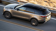 Range Rover Velar tested, Mercedes-Benz GLS spied, Lamborghini LM002 revisited