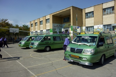 سهمیه بنزین ویژه سرویس مدارس یزد اختصاص مییابد